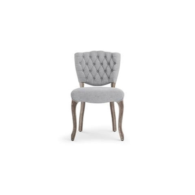 Juliette Dining Chair Cloud Grey by Brosa, a Dining Chairs for sale on Style Sourcebook