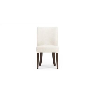 Lola Scoop Back Dining Chair Classic Cream
