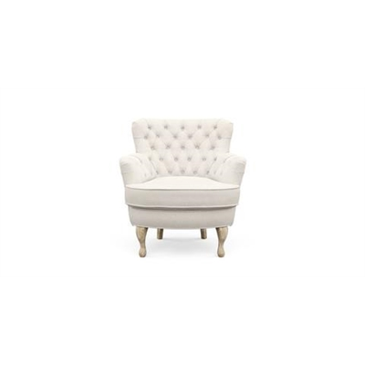Alessia Accent Chair Classic Cream by Brosa, a Chairs for sale on Style Sourcebook