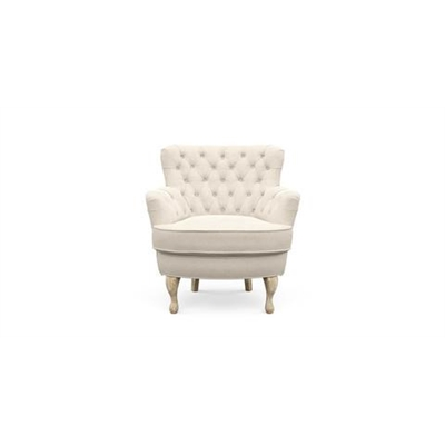 Alessia Accent Chair French Beige