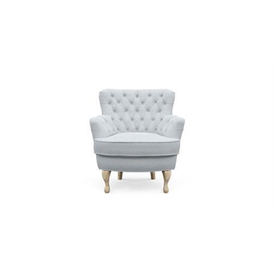 Alessia Accent Chair Heron Grey by Brosa, a Chairs for sale on Style Sourcebook