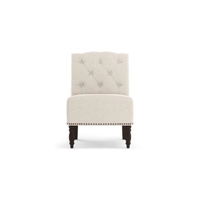 Aria Accent Chair Classic Cream
