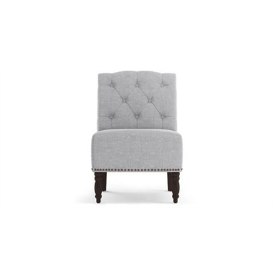Aria Accent Chair Cloud Grey