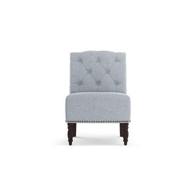 Aria Accent Chair Heron Grey