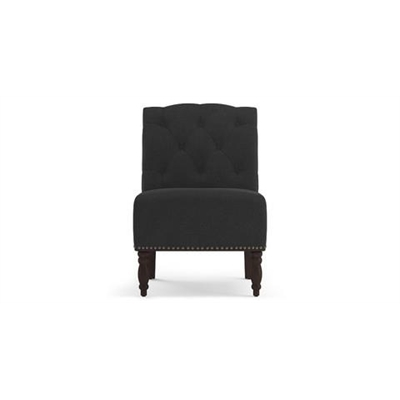 Aria Accent Chair Night Black