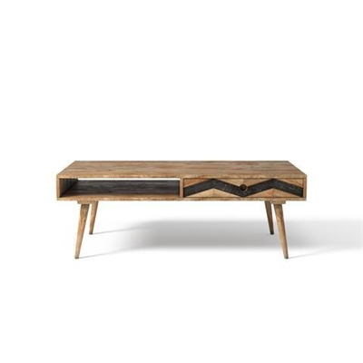 Potter Coffee Table Natural Mango Wood