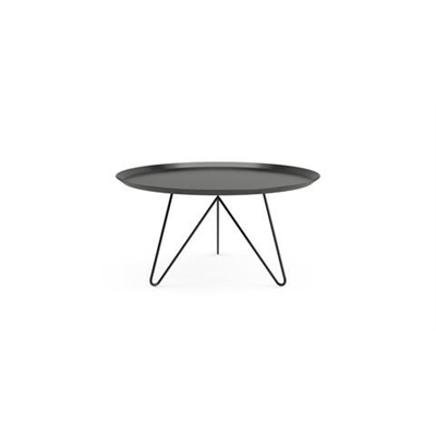 Kare Coffee Table Black by Brosa, a Coffee Table for sale on Style Sourcebook