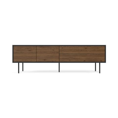 Prato Large Entertainment Unit Toffee by Brosa, a Entertainment Units & TV Stands for sale on Style Sourcebook