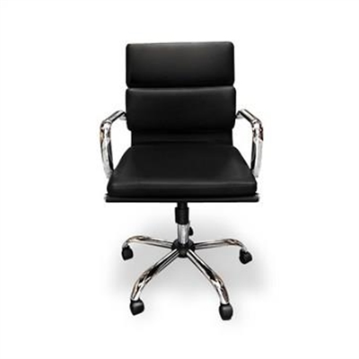 Soft Pad Lowback Inspired Office Chair