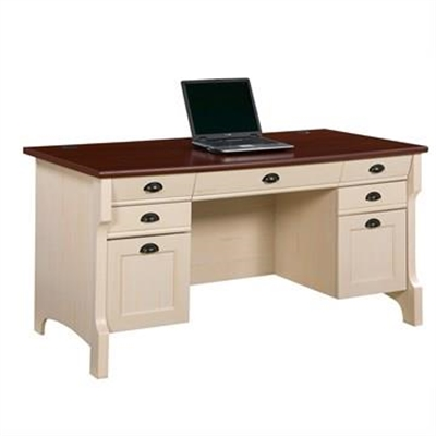Nepean Writing Desk - Antique White