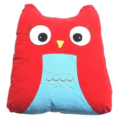 Owl Cuddling Cushion