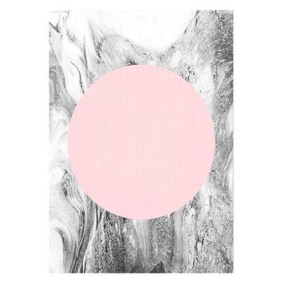 Marble Spot Print Art