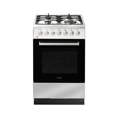 Artusi 54cm Gas/Electric Freestanding Cooker - AFGE5470X
