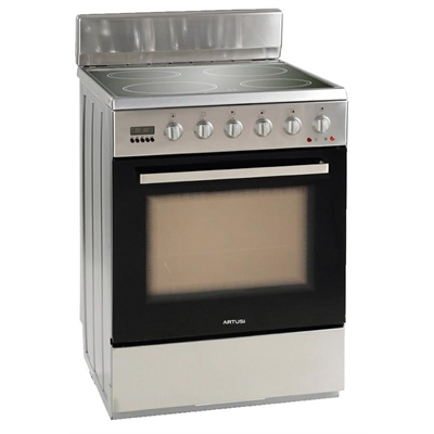 Artusi 60cm Electric Freestanding Cooker - AFC607X by Artusi, a Ovens for sale on Style Sourcebook