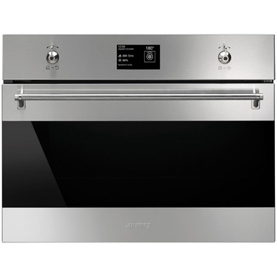 Smeg 45cm Classic Compact Combi-Steam Oven - SFA4395VCX1 by Smeg, a Ovens for sale on Style Sourcebook