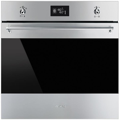 Smeg 60cm Classic Thermoseal Pyrolytic Oven - SFPA6390X      *NARTA Bonus Wine Offer Promotion*Bonus Cashback via SMEG by Smeg, a Ovens for sale on Style Sourcebook