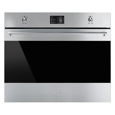 Smeg 70cm Classic Thermoseal Pyrolytic Oven - SFPA7395X      *Bonus Cashback via SMEG by Smeg, a Ovens for sale on Style Sourcebook