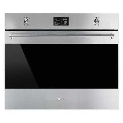 Smeg 70cm Classic Thermoseal Pyrolytic Oven - SFPA7395X      *NARTA Bonus Wine Offer Promotion*Bonus Cashback via SMEG