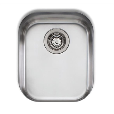 Oliveri Diaz single bowl undermount sink - DZ150U by Oliveri, a Kitchen Sinks for sale on Style Sourcebook