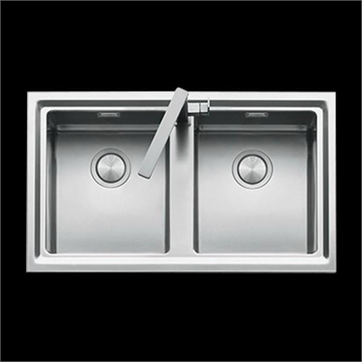 Abey Barazza Easy Inset Sink - EASY2 by Abey, a Kitchen Sinks for sale on Style Sourcebook