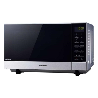 Panasonic 27L Inverter Microwave Oven - NN-SF574SQPQ by Panasonic, a Microwave Ovens for sale on Style Sourcebook