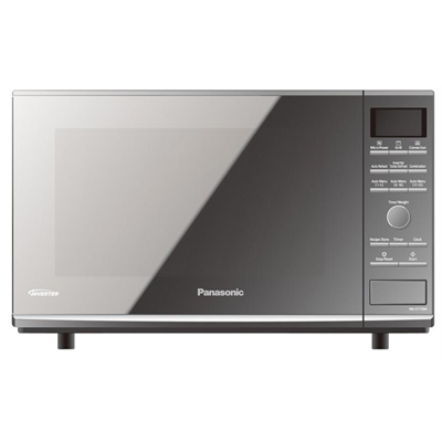 Panasonic 27L Flatbed Microwave Oven - NNCF770M