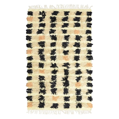 Echoes Rug, Peach Spots by Amigos De Hoy, a Kids Rugs for sale on Style Sourcebook