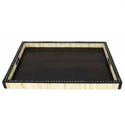 Kadida Bone Tray Tray by Bohem Classic, a Trays for sale on Style Sourcebook