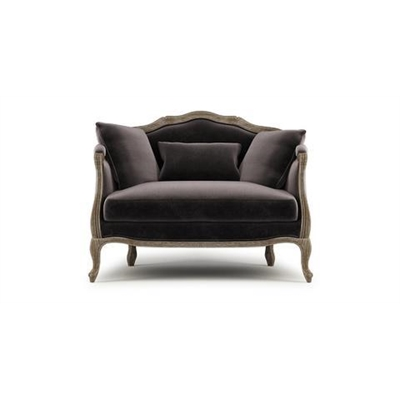 Lucy 2 Seater Sofa Cosmic Anthracite