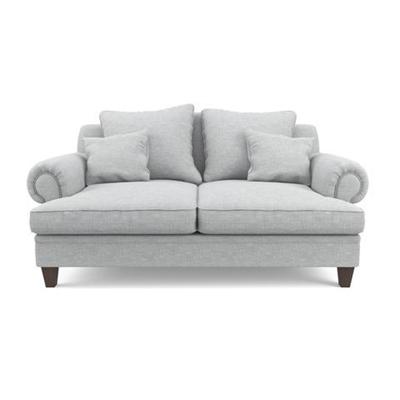 Mila 2 Seater Sofa Cloud Grey