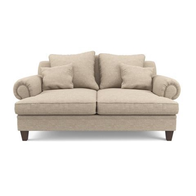 Mila 2 Seater Sofa French Beige