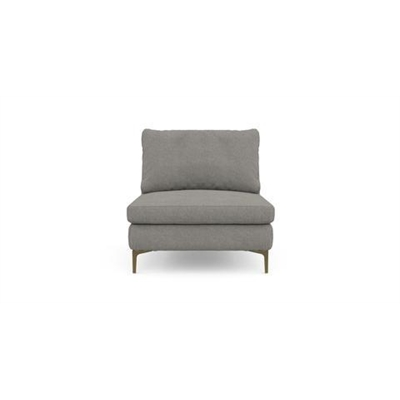 Odette Modular Sofa Stone Grey by Brosa, a Sofas for sale on Style Sourcebook