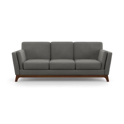 John 3 Seater Sofa Storm Grey by Brosa, a Sofas for sale on Style Sourcebook