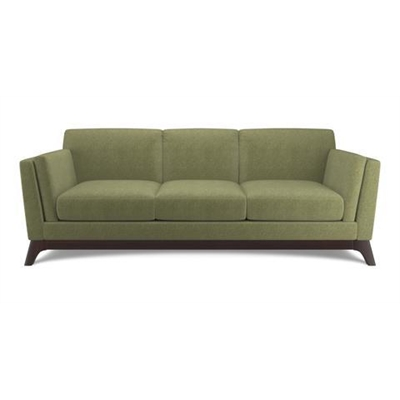 John 3 Seater Sofa Peridot Olive