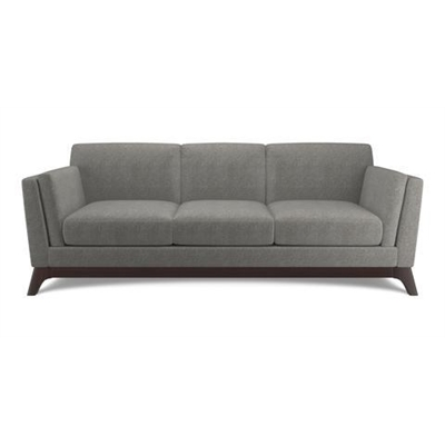 John 3 Seater Sofa Graphite Grey