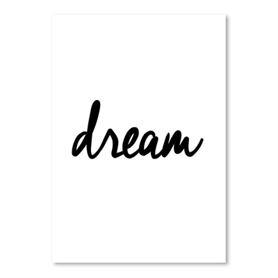 Dream Print Art by Americanflat, a Prints for sale on Style Sourcebook