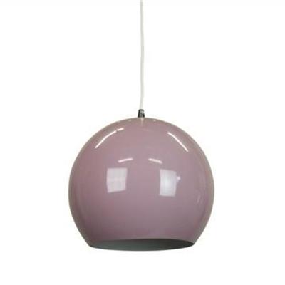 Inga Pendant Light - Pastel Violet
