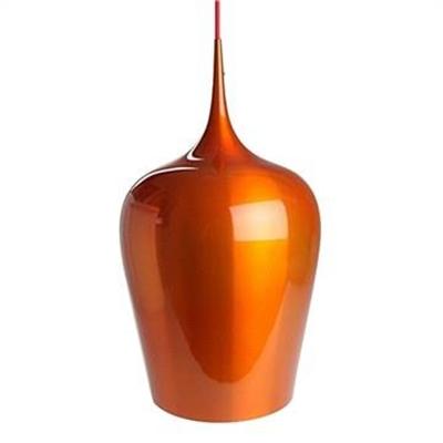 Erato Pendant Light - Orange