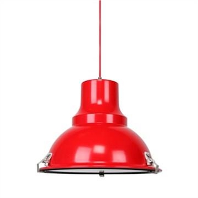 Aeolus Pendant Light - Flame Red