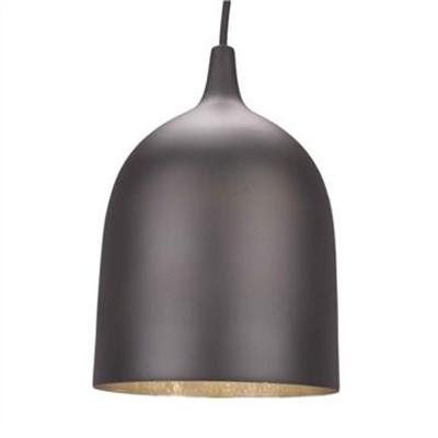 Lumi-R Metal Pendant Light - Black/Silver by Emac & Lawton, a Pendant Lighting for sale on Style Sourcebook