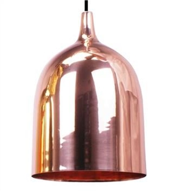Lumi-R Metal Pendant Light - Copper by Emac & Lawton, a Pendant Lighting for sale on Style Sourcebook