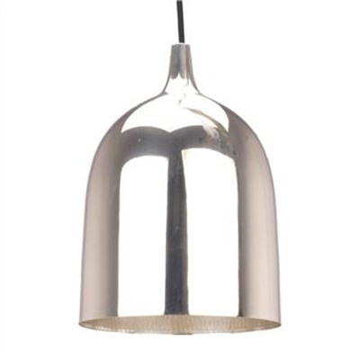 Lumi-R Metal Pendant Light - Silver