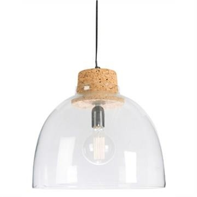 Anaya Dome Glass Pendant Light by Casa Uno, a Pendant Lighting for sale on Style Sourcebook