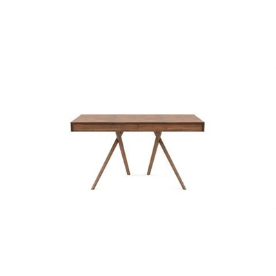 Lewes Desk Chocolate Brown by Brosa, a Desks for sale on Style Sourcebook