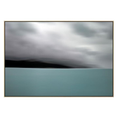 Lake Tekapo Canvas Print with Floating Frame by United Interiors, a Prints for sale on Style Sourcebook