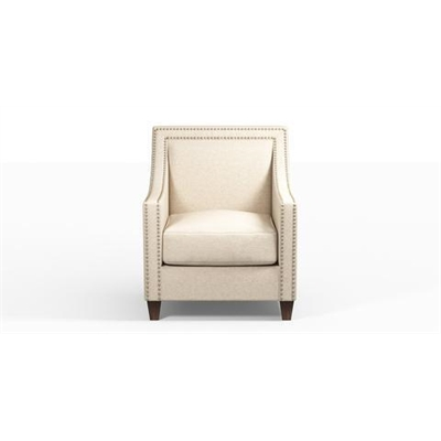 Dianna Armchair French Beige by Brosa, a Chairs for sale on Style Sourcebook