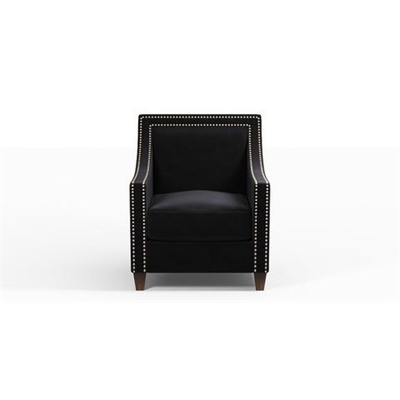 Dianna Armchair Ebony Black
