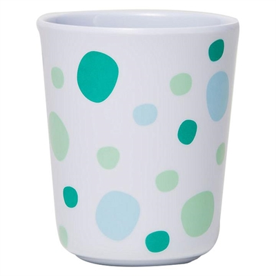 Barel Everyday Melamine Polka Dot Beaker, Green, 200ml by Barel Designs, a Outdoor Glasses for sale on Style Sourcebook