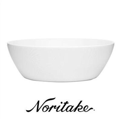 Noritake Colorscapes WOW Dune Fine Porcelain Salad Bowl