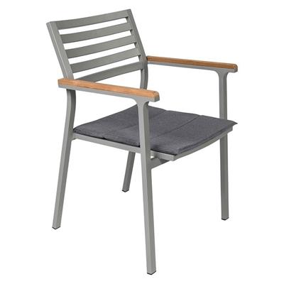 Opper Teak Outdoor Dining Chair